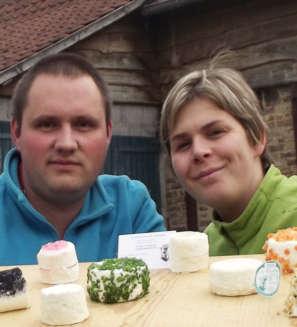 Aurélie et Matthieu Vandenbussche