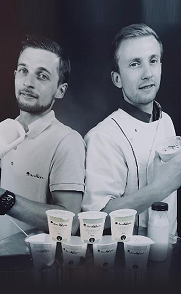 Grégoire et Thomas Leleu