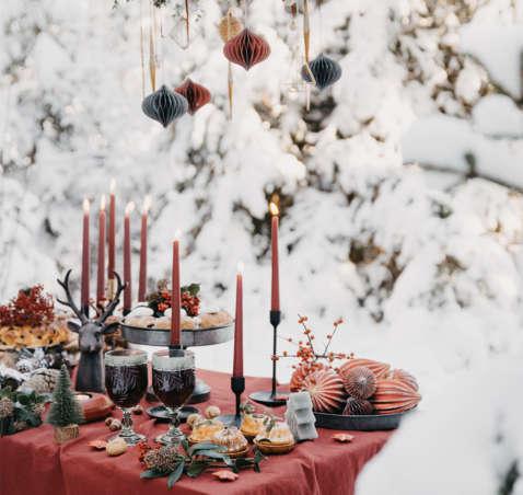 Préparez vos repas de fêtes !