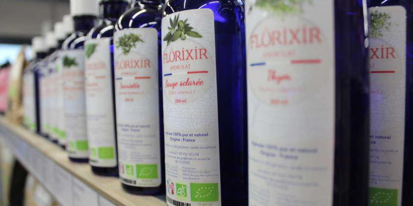 Découverte des produits de Florixir
