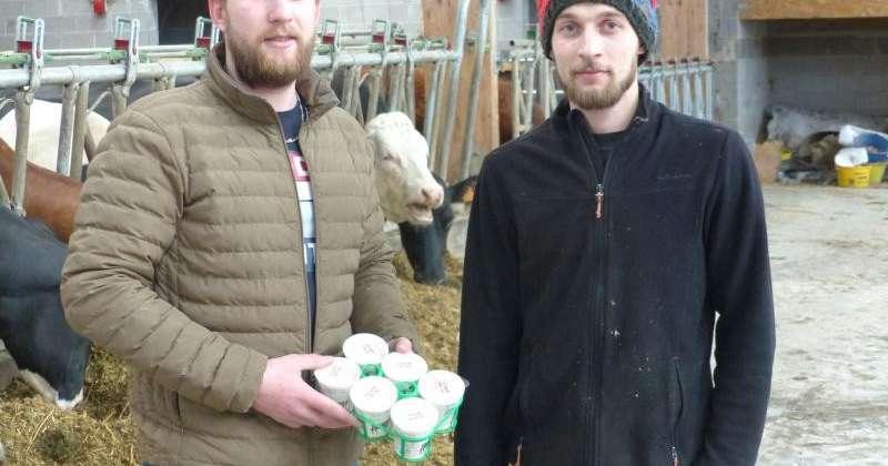 Esprit Fermier fête le lait